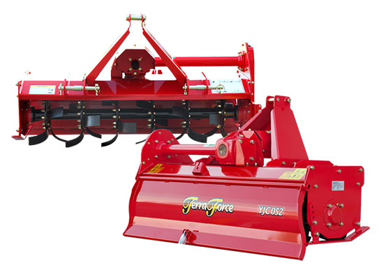 Everything Attachments Chain Drive Rotary Tiller
