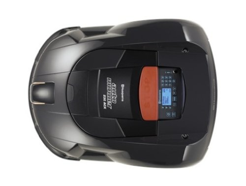 Husqvarna 220 AC 8.7-Inch 1/2 Acre Cordless Electric Robotic Automower