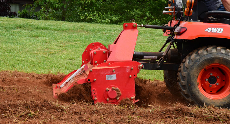 Top 4 Rotary Tillers For Tractors Review Guide 2019 - Report