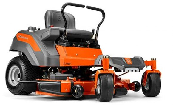 "Husqvarna Z254F 26HP 747cc Kohler Engine 54"" Z-Turn Mower 967844901"