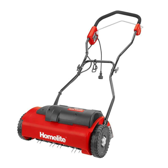 Homelite 14 Inch  Electric Power Dethatcher