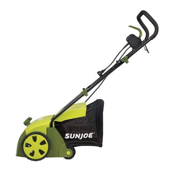 Sun Joe AJ801E 12 Inch Lawn Dethatcher