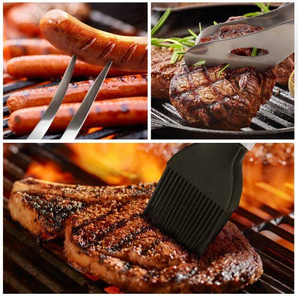 FYLINA BBQ Grill Tool Set