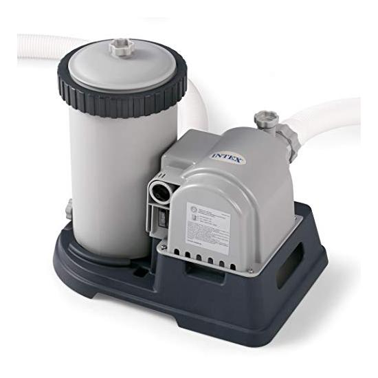 Intex 28633EG Krystal Clear Cartridge Filter Pump for Above Ground Pools Image