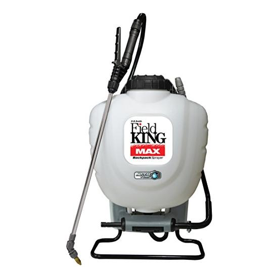 Field King Max Backpack Sprayer for Professionals Applying Herbicides Image