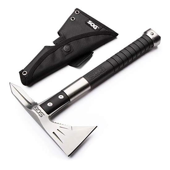 SOG Tomahawk Tactical Hatchet – Voodoo Hawk Mini Tactical Axe Image