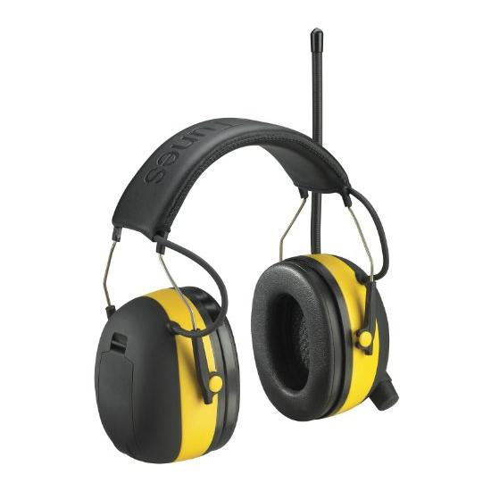 3M WorkTunes Hearing Protector with AM/FM Radio Image