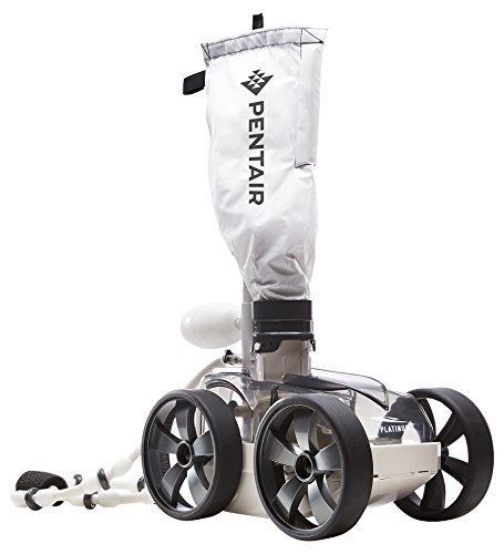 Pentair LL505PMG Kreepy Krauly Platinum Pressure-Side Inground Automatic Pool Cleaner