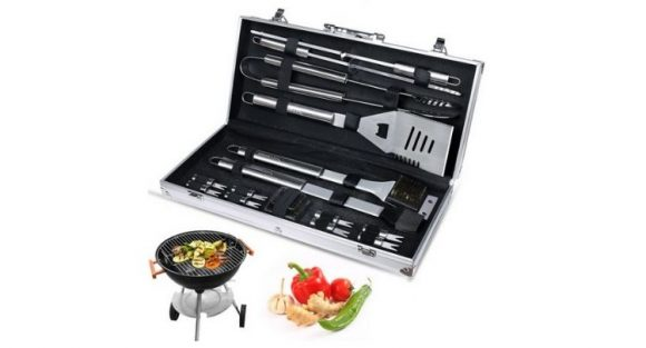 BBQ Grill Kit Review
