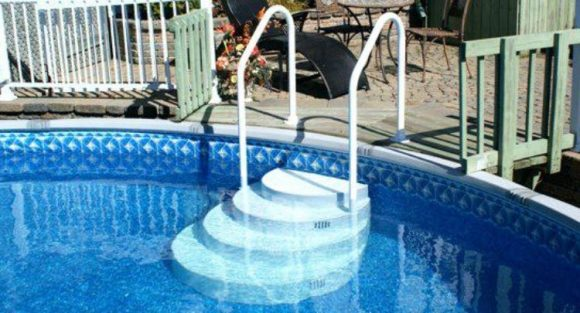 Review On Pool Ladders Best Swimming Pool Ladder Review