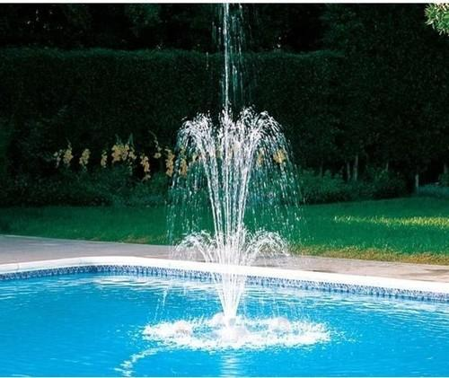Grecian Triple Tier Floating Swimming Pool Fountain