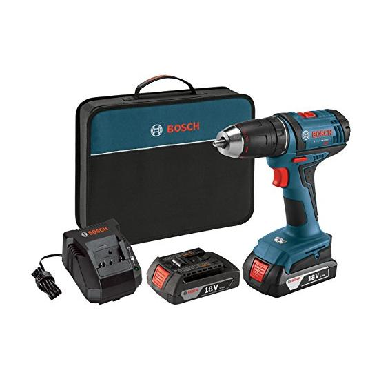 Bosch Power Tools Drill Kit Image