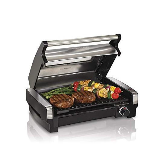 Hamilton Beach Electric Indoor Searing Grill Image