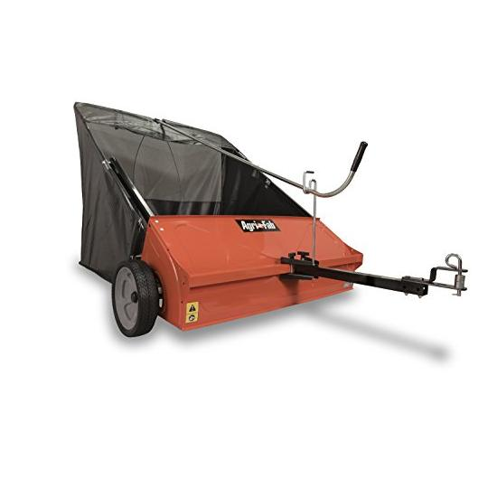 Agri-Fab 45-0492 Lawn Sweeper, 44-Inch Image