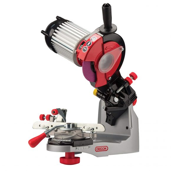 2019 Review on Oregon Saw Chain Grinder: Oregon 520-120 Bench Saw Chain Grinder