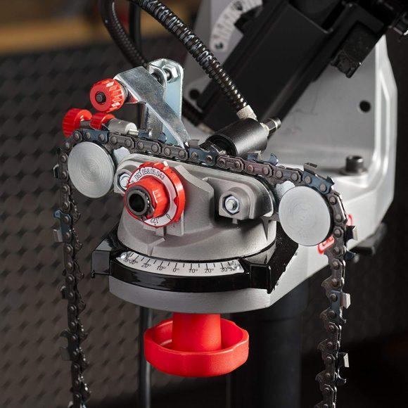 2019 Review on Oregon Saw Chain Grinder: Oregon 620-120 Hydraulic Assist Saw Chain Grinder