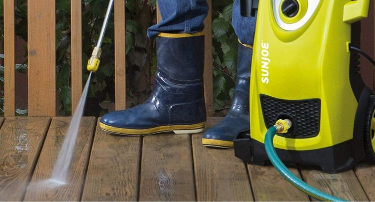 Best Sun Joe Electric Pressure Washer Review Guide For 2021-2022