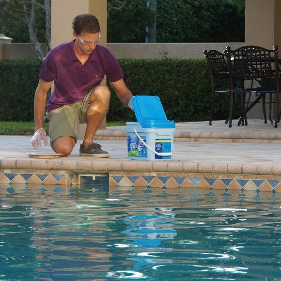 "Clorox Pool&Spa XtraBlue 3"" Long Lasting Chlorinating Tablets 12 lb"