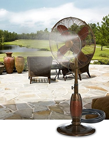 Best Misting Fans Review Guide For 2021-2022