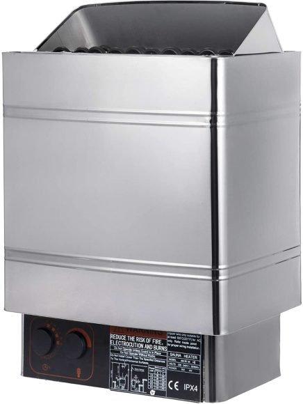 Vevor Wall Mount 9KW Dry Steam Bath Sauna Heater