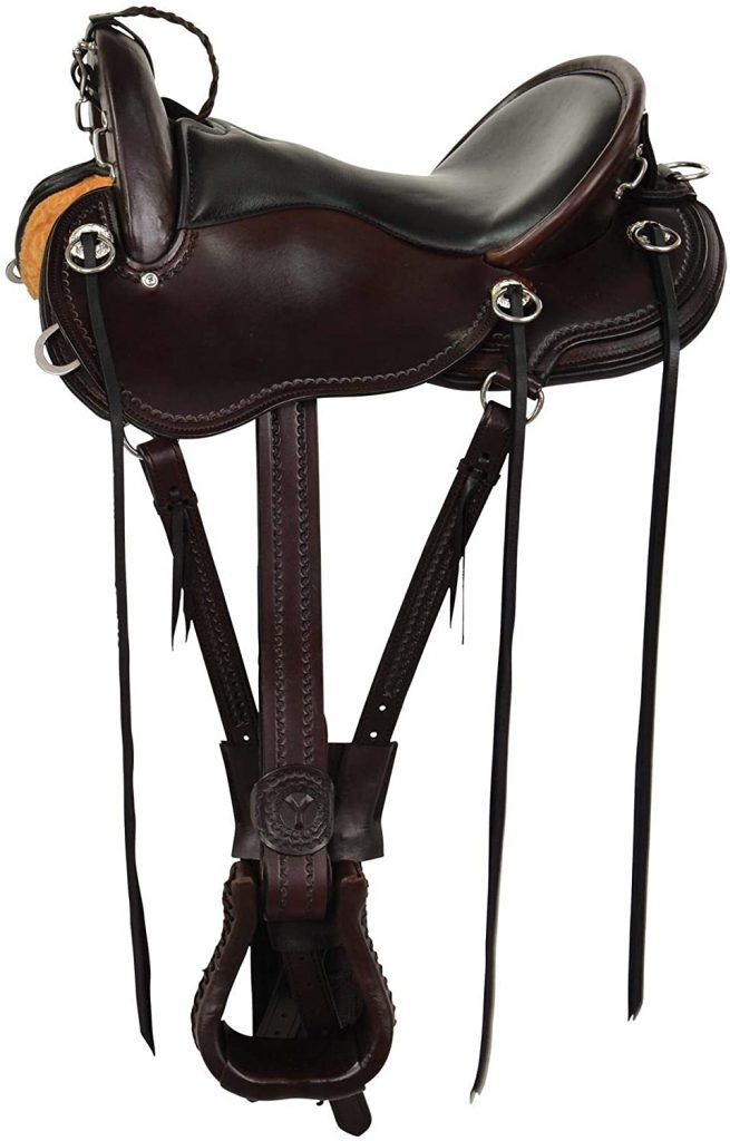 Julie Goodnight Cascade Wide Trail Saddle