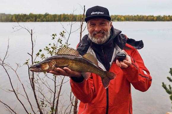 Deeper Pro+ Smart Sonar Fish Finder