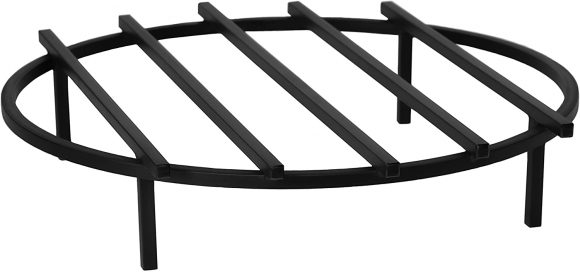 SteelFreak Classic Round Grate – Best Steel Fire Pit Grate