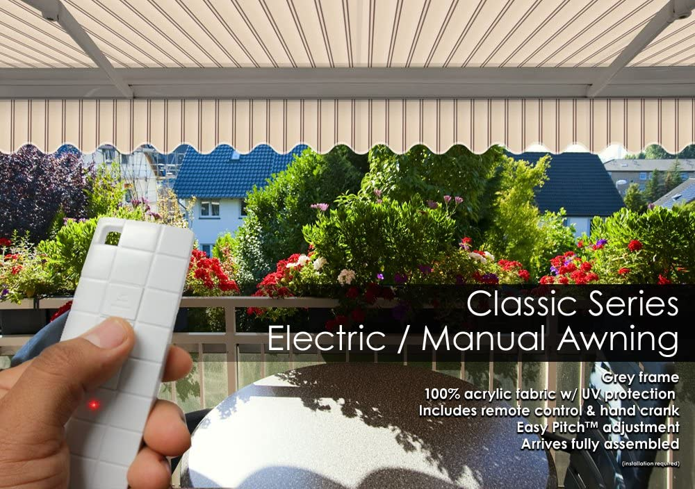 Advaning Retractable Awning Classic Series