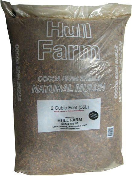 Hull Farm 50150 Cocoa Bean Shell Mulch
