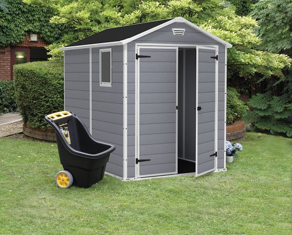 Keter Manor Shed  Best for Garden Tools