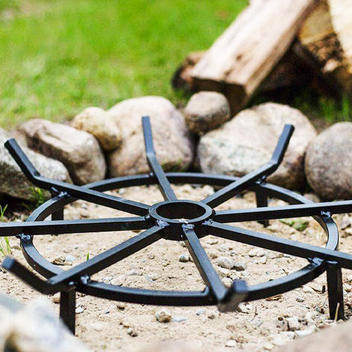 Best Fire Pit Grate Review Guide For 2020
