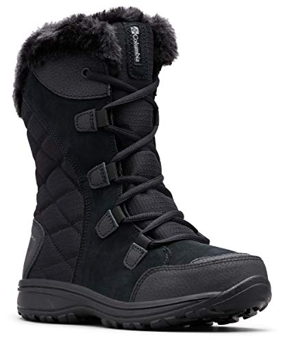 The Ice Maiden Snow Boots