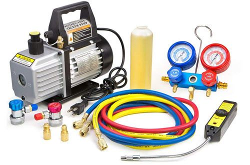 Best Air Conditioning Vacuum Pump Review Guide For 2020