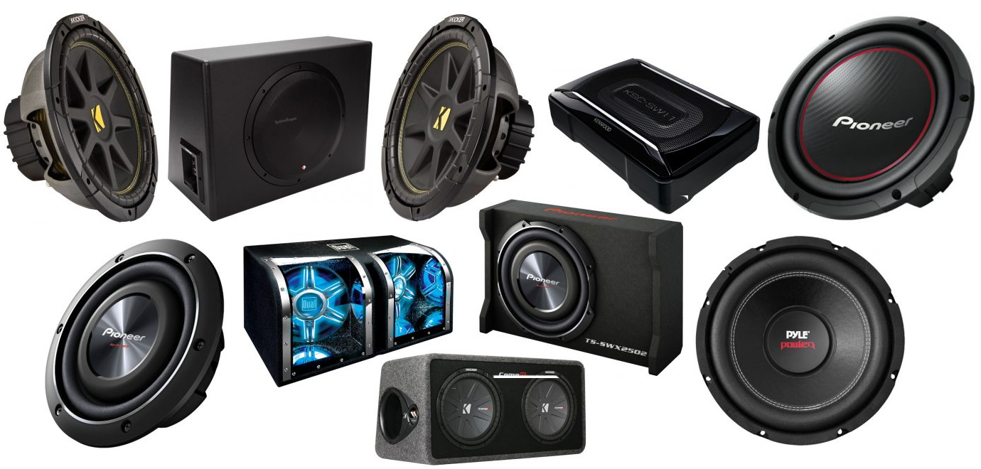 Best Car Subwoofer Review Guide For 2021-2022