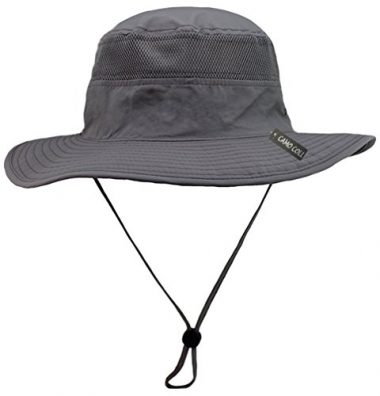 Camo Coll Outdoor UPF 50+ Boonie Summer Sun Hat