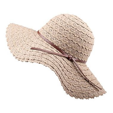 FURTALK Foldable Floppy Travel Sun Hat