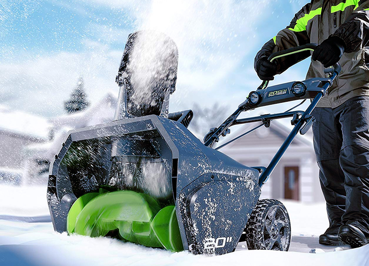 Best Cordless Snow Blower Review Guide For 2021-2022