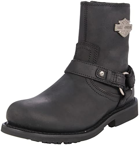 Harley-Davidson Men's Scout Motorcycle Harness Boot