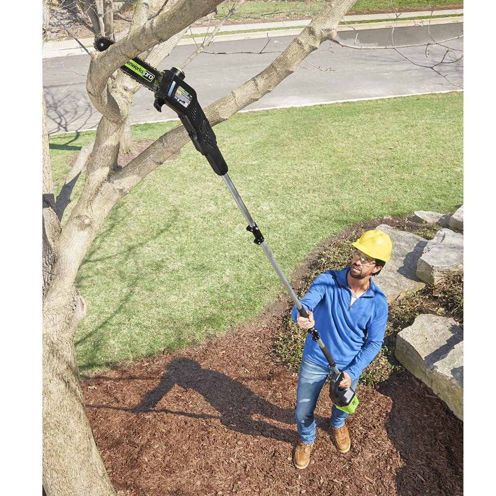 Best Battery Powered Pole Saw Review Guide For 2021-2022