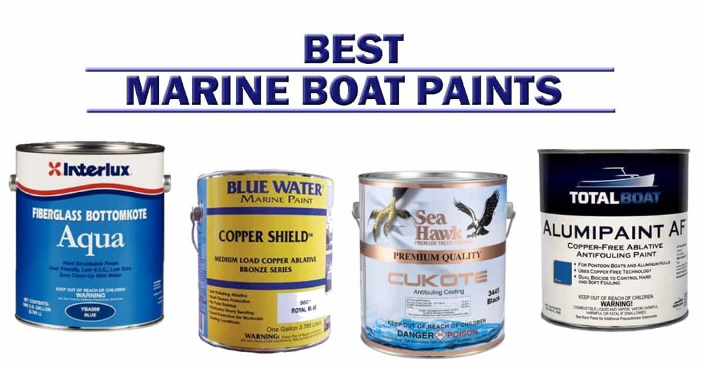 Best Reliable Marine Paint Review Guide For 2021-2022