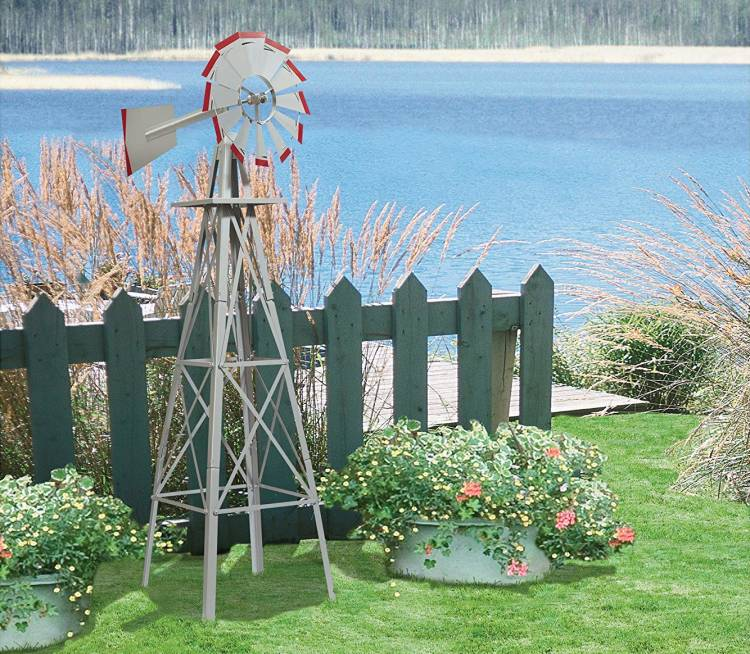 Best Garden Windmill Review Guide For 2021-2022