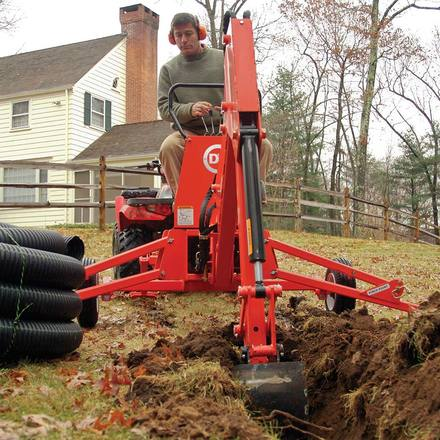 Best Towable Backhoe Review Guide For 2021-2022
