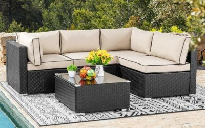 Best Outdoor Patio Sectional Sofas Review Guide For 2021-2022