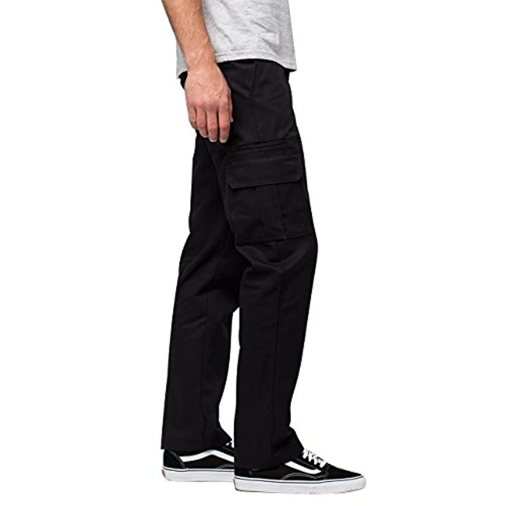 Dickies Men's Regular Stretch Twill Cargo Pant Amazon's Choice
