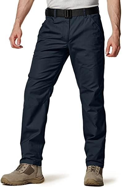 CQR Men's Ripstop Work Pants
