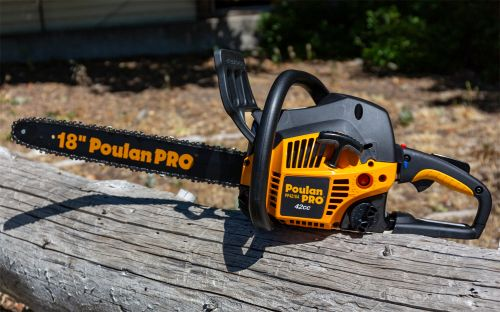 Best Poulan Chainsaw Review Guide For 2021-2022