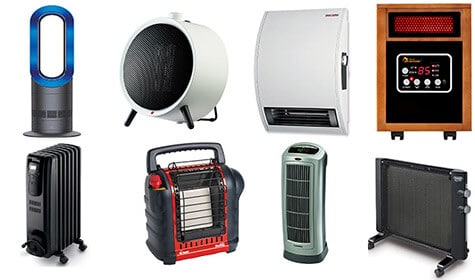 Best Energy Efficient Space Heaters Review Guide For 2021-2022