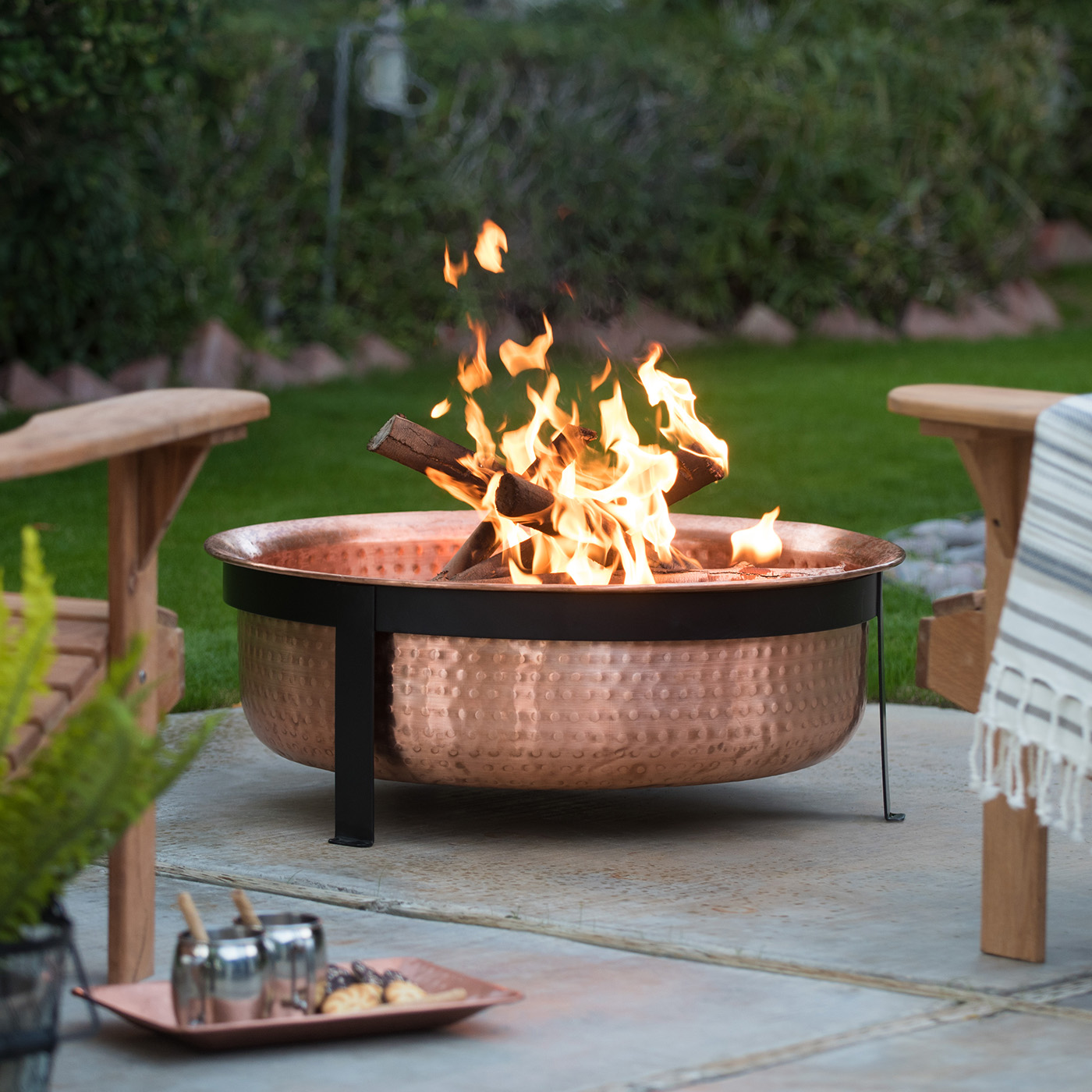 The Most Popular Copper Fire Pits Review Guide For 2021