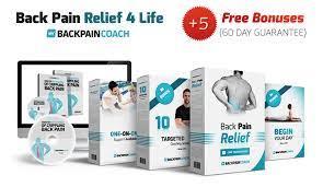Ian Hart's Back Pain Relief 4 Life Program