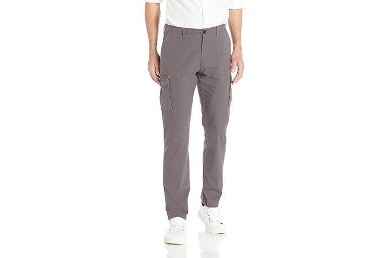 Goodthreads Men's Slim-Fit Comfort Stretch Ripstop Cargo Pant